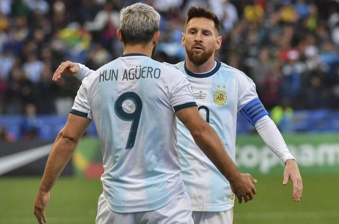 Lionel Messi se libera de castigo de la CONMEBOL