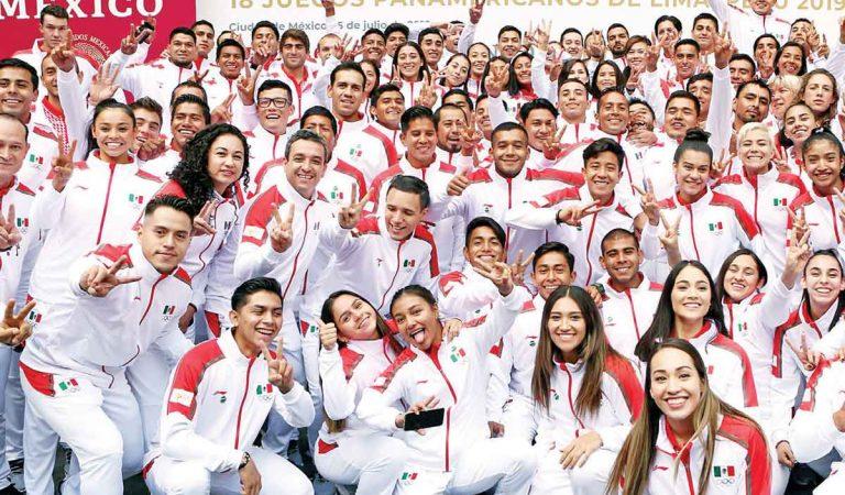 Atletas mexicanos no podrán abandonar el país por la contingencia sanitaria