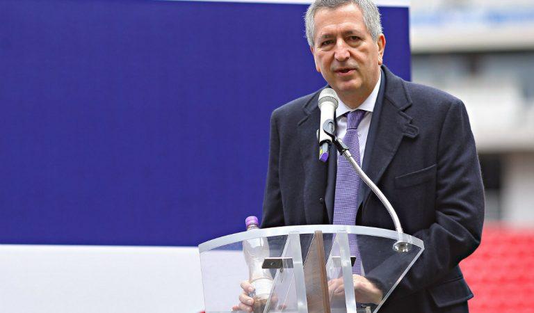 Falleció Jorge Vergara