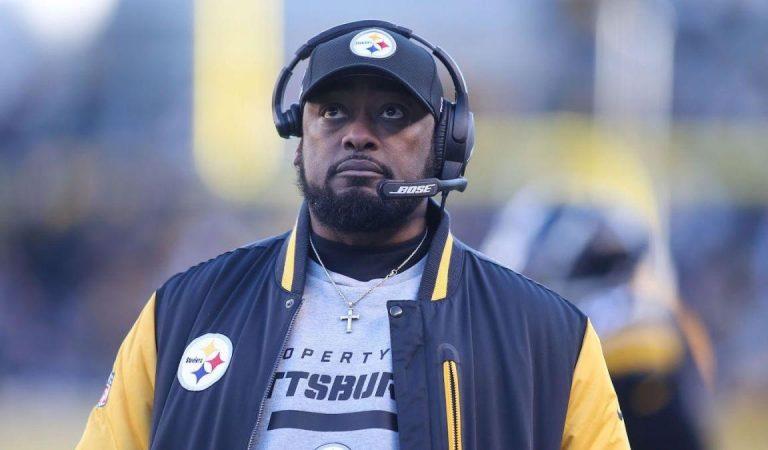 Pittsburgh Steelers renueva  a Mike Tomlin como entrenador en jefe