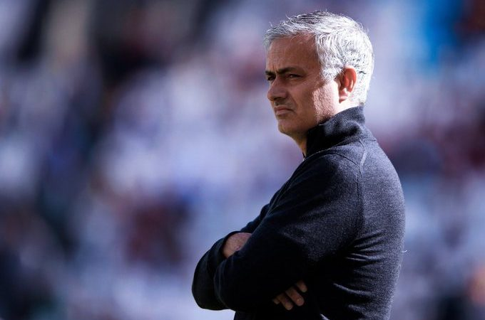 José Mourinho rechazó mega oferta del futbol chino