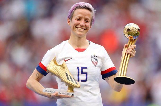 Megan Rapinoe, la futbolista Anti-Trump y Campeona del Mundo