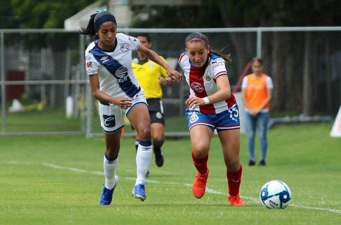 Chivas Femenil suma tercera victoria seguida en la Liga MX Femenil
