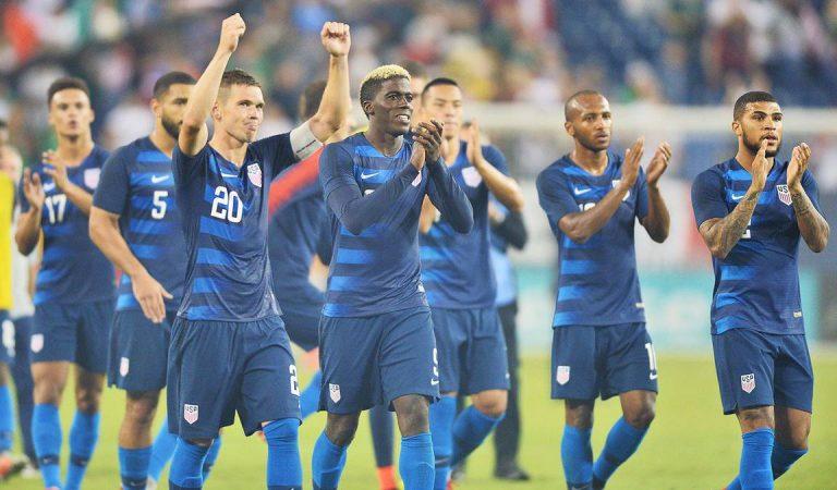 Estados Unidos presenta su convocatoria para los partidos ante México y Uruguay