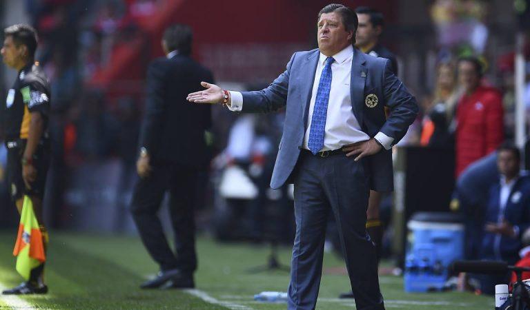 Miguel Herrera explotó contra la Selección Nacional