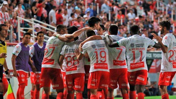 Necaxa sorprende al Santos Laguna y Querétaro triunfa en la frontera