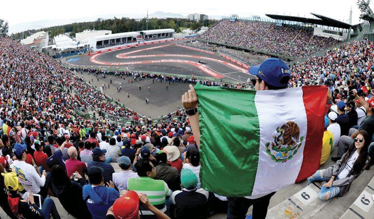 La Fórmula 1 se mantendrá en México por tres años más