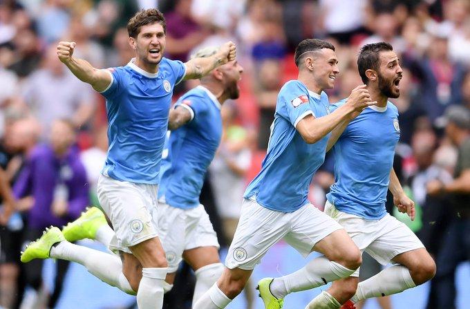 Manchester City, con el pie derecho ante el Liverpool en la Community Shield