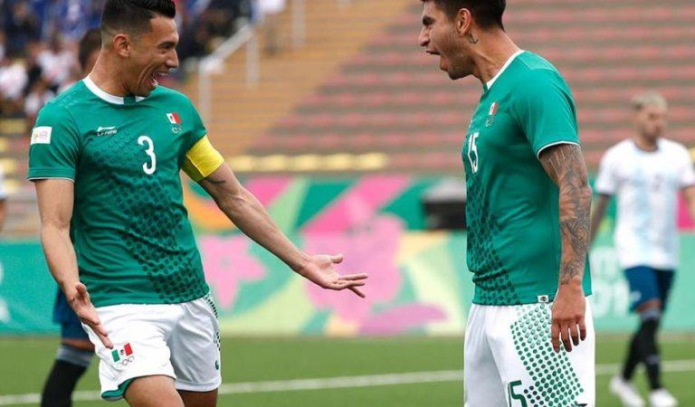 México obtiene la victoria ante Argentina en los Juegos Panamericanos 2019