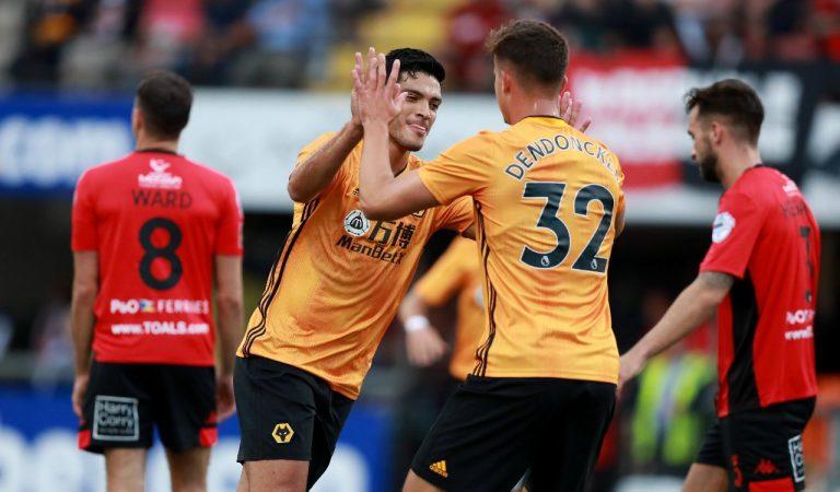Wolverhampton clasifica a la siguiente ronda de la Europa League