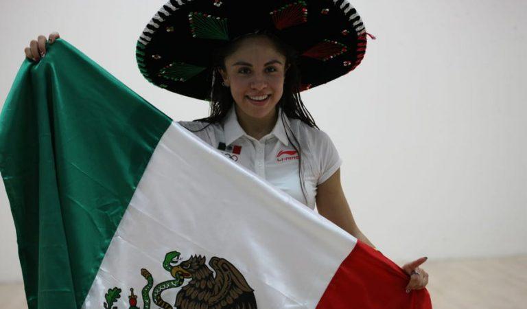 Paola Longoria impone nuevo récord en Panamericanos