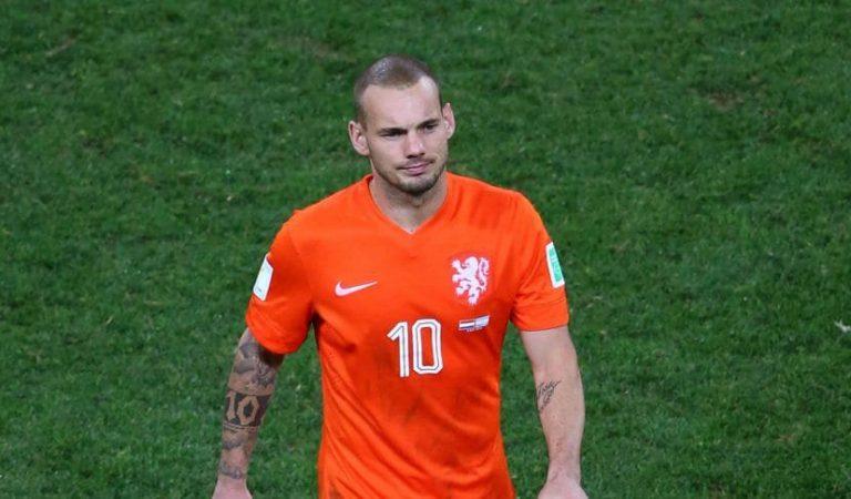Los mejores momentos de Wesley Sneijder en el futbol