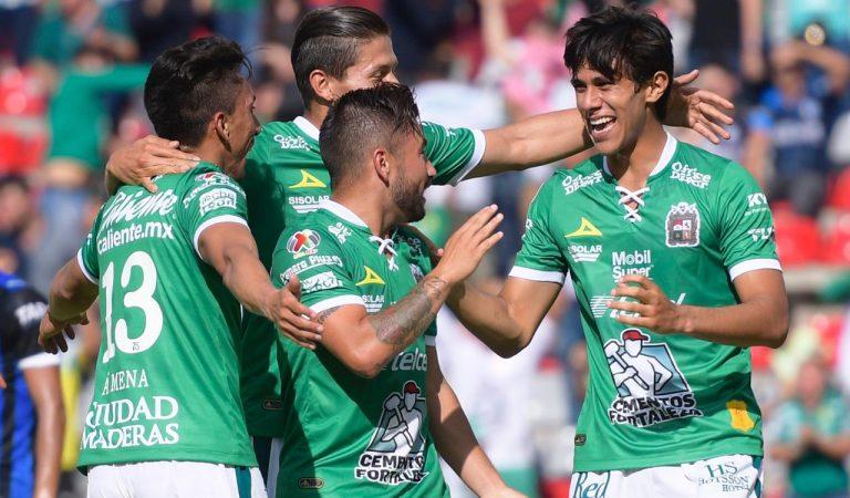 Pachuca y León retoman el buen paso; América deja escapar el liderato