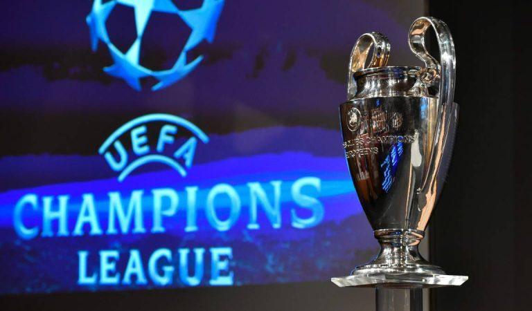 Definidos los equipos que avanzan a octavos de final en la Champions League