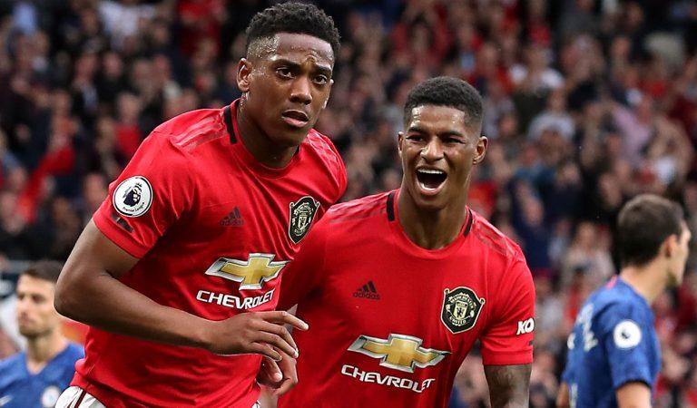 Martial y Rashford ¿El futuro del Manchester United?
