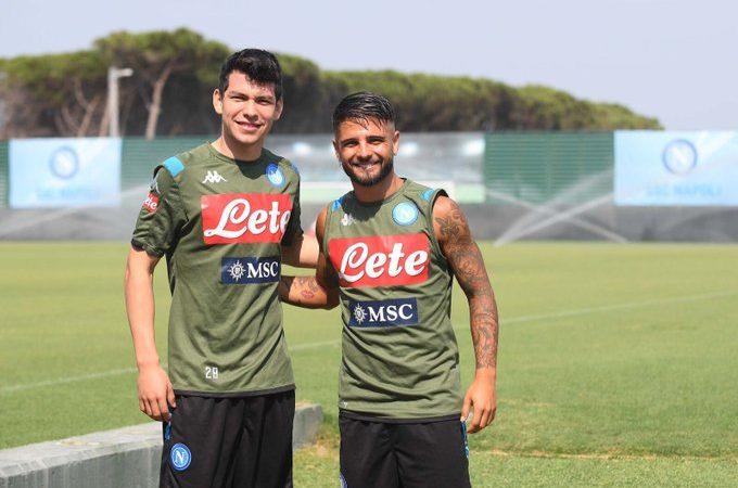 Oficial: Hirving Lozano es nuevo jugador del Napoli