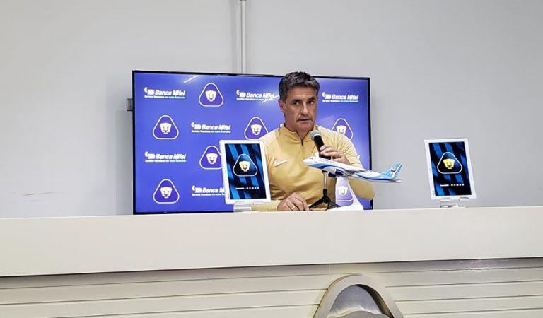 """""""Busco que mi equipo tenga estabilidad de juego"""": Míchel"""