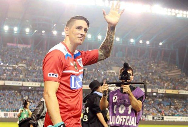 Se despide Fernando Torres del futbol con goleada en contra