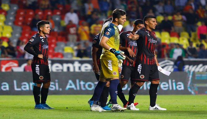Veracruz sigue hundido en la Liga MX