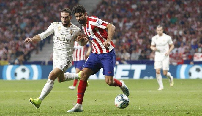 Empate en el Derbi de Madrid