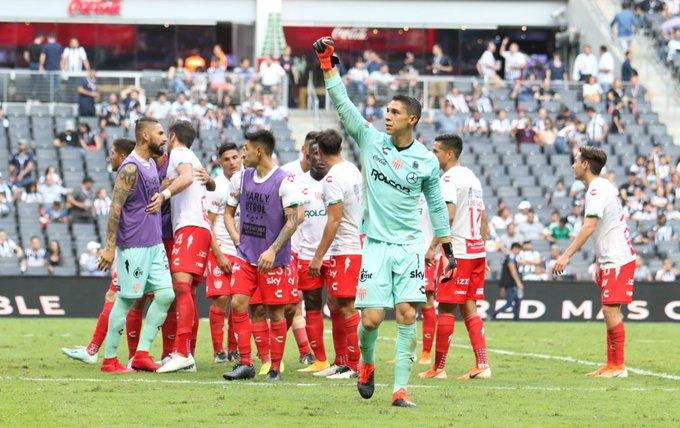 Necaxa sorprendió a Rayados en el BBVA y León logró otra victoria