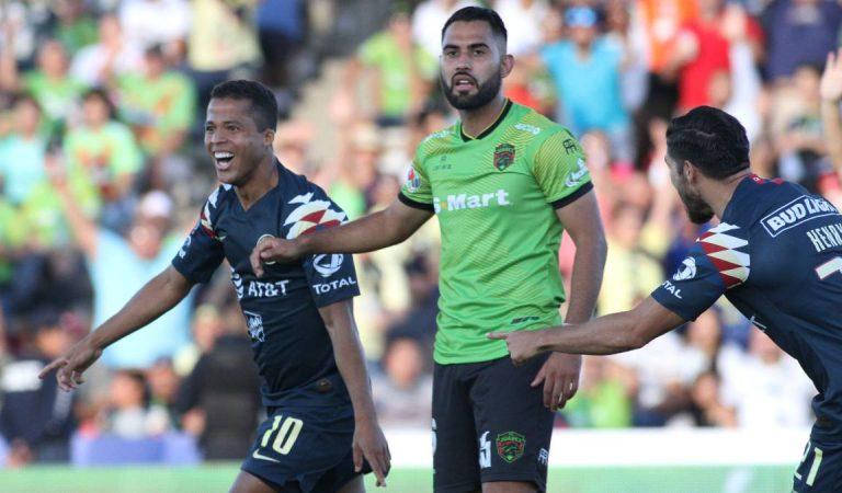 América rescata empate; Santos aplasta y Tijuana impone cátedra