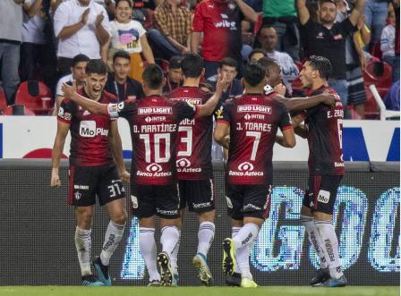 Atlas vuelve a la senda del triunfo ante Gallos Blancos del Querétaro