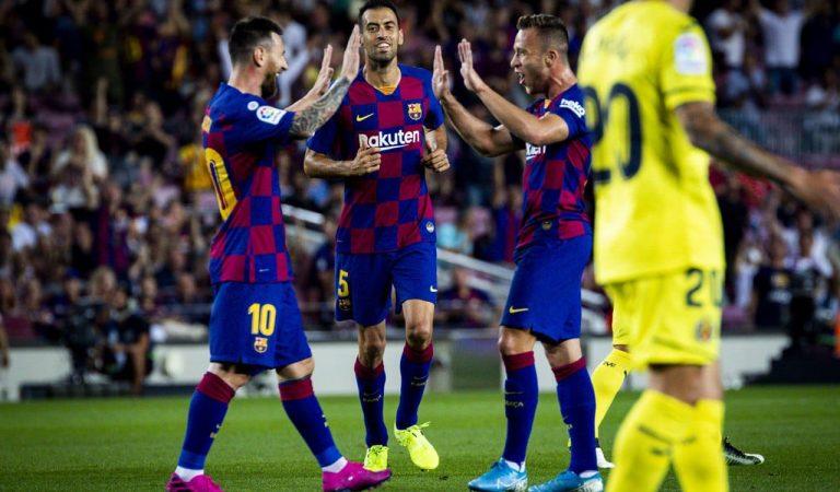Jugadores del Barcelona confirmaron rebaja de sueldo