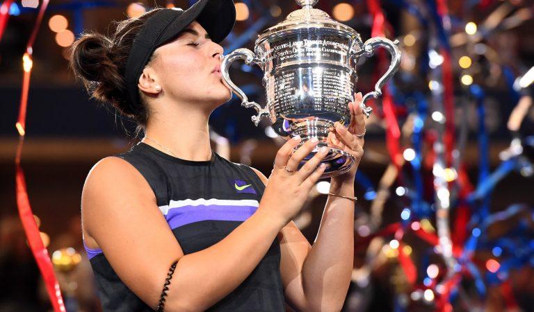 Bianca Andreescu conquista el US Open 2019