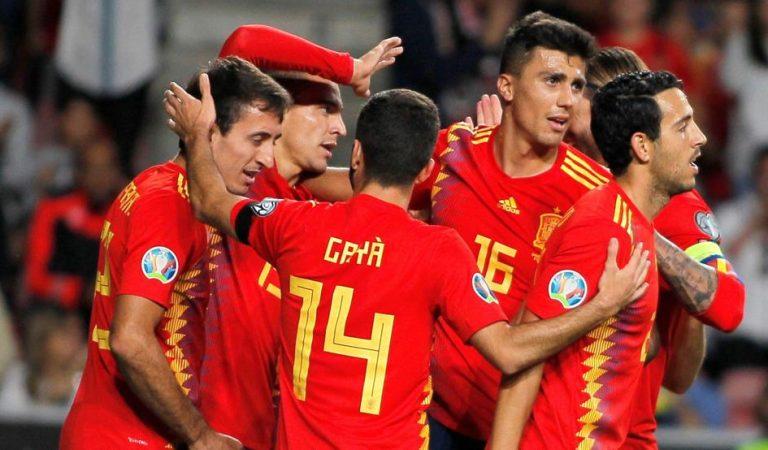 España e Italia se acercan a la Eurocopa