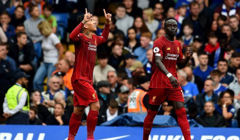Liverpool mantiene el liderato e invicto tras doblegar al Chelsea