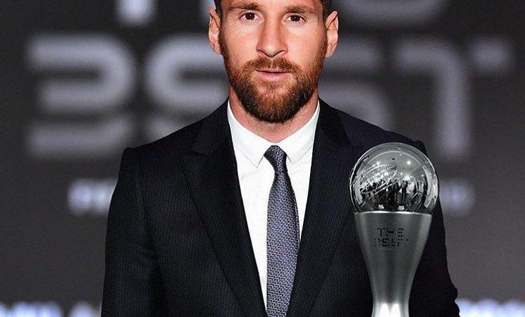 Messi, Klopp y Rapinoe encabezan a los ganadores del The Best FIFA 2019
