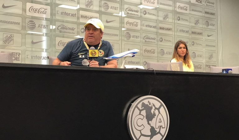 Miguel Herrera  descalifica a Paul Delgadillo luego de sus declaraciones