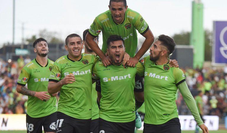 Puebla sorprende al Querétaro y Bravos hizo lo propio ante Rayados