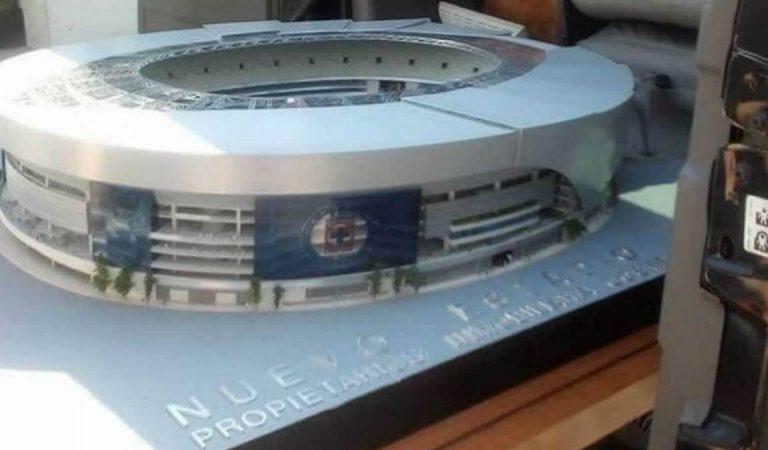 ¿Nuevo estadio cementero?