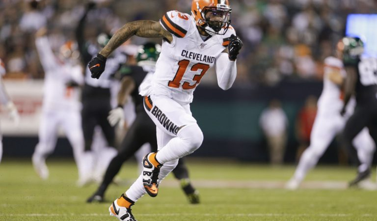 Cleveland Browns dominó a los Jets en Nueva York