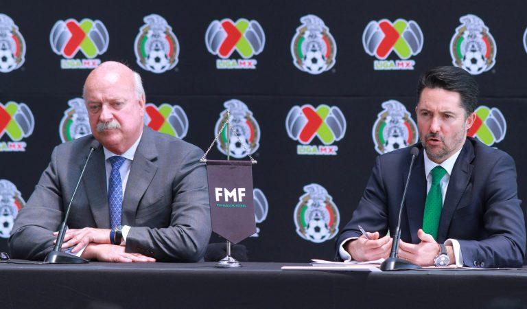 """La Liga MX y FMF quieren erradicar el famoso """"grito homofóbico"""""""