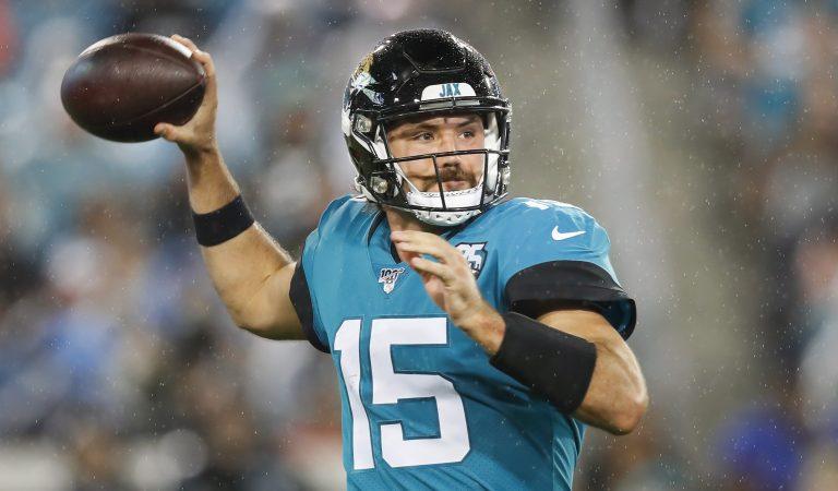 Jacksonville Jaguars consigue su primera victoria de la temporada