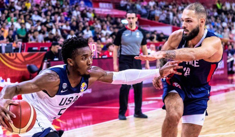 Estados Unidos fracasa en la Copa Mundial de la FIBA
