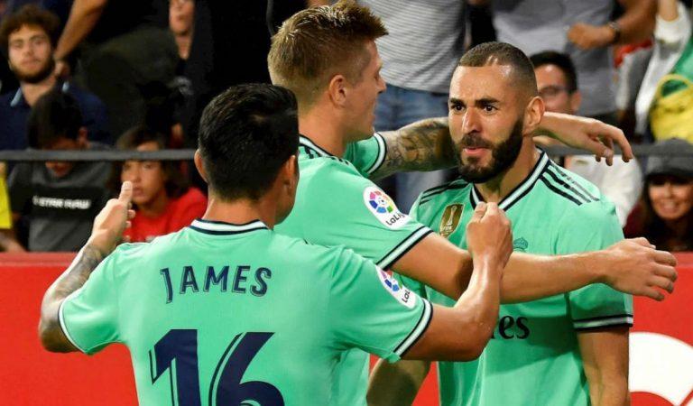 Porto con paso firme y Sevilla no pudo contra Real Madrid