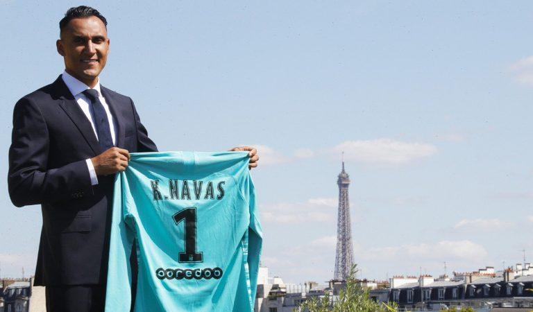 Keylor Navas se perderá la semifinal de la Champions League
