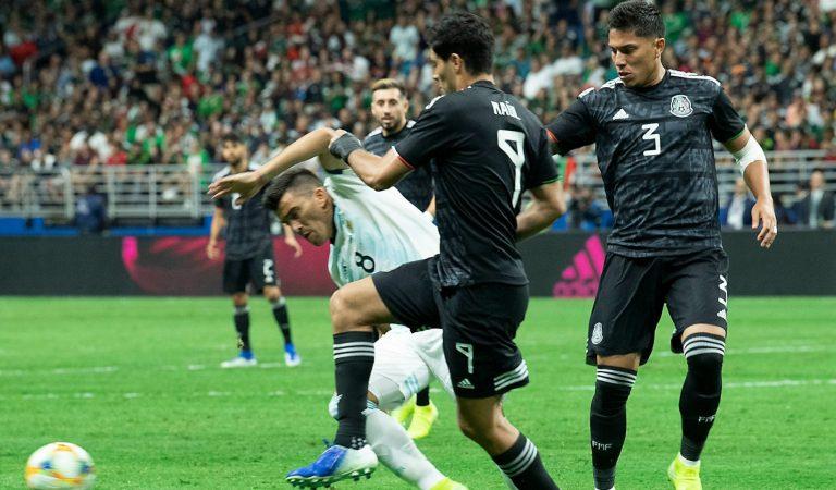 Las últimas goleadas que ha recibido México