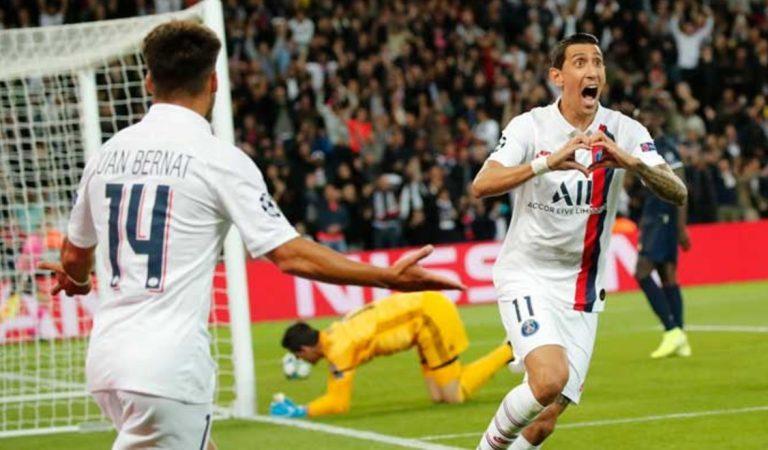 París Saint-Germain se presentó con goleada ante el Real Madrid
