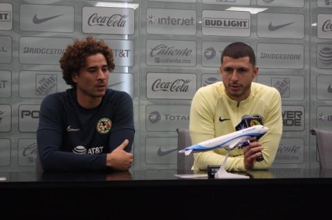 """""""Considero que el único clásico que tenemos es contra Guadalajara"""": Guillermo Ochoa"""