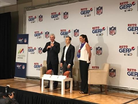 La NFL presenta la tercera edición del Reto GEPP