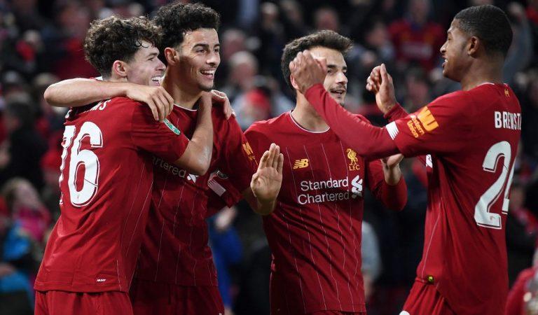 Liverpool, con el calendario ajustado para el Mundial de Clubes
