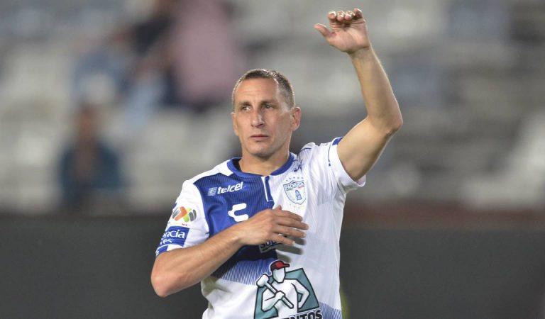 Christian Giménez tendrá partido de homenaje con el Pachuca
