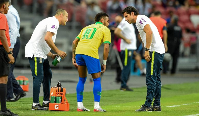 PSG anuncia la baja de Neymar