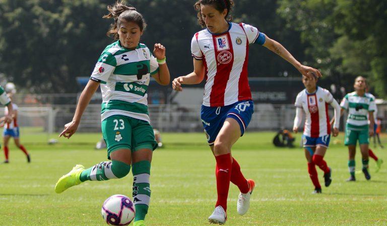 En casa, Chivas Femenil cayó ante Santos