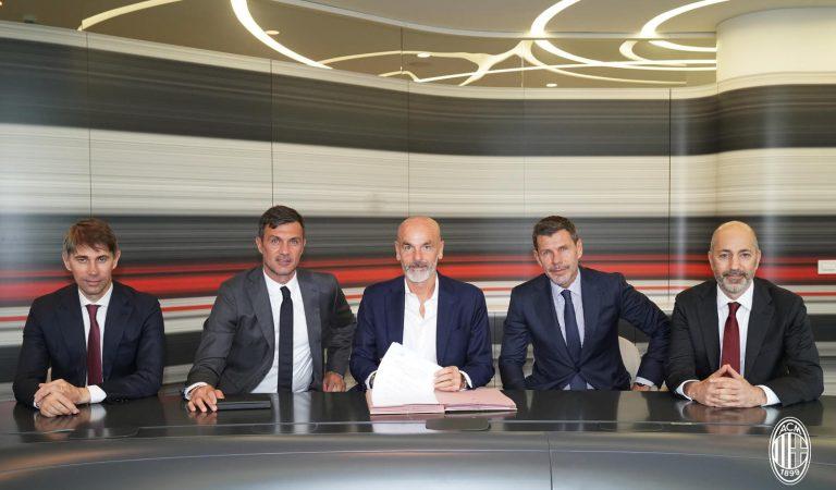Milán presenta a su nuevo entrenador
